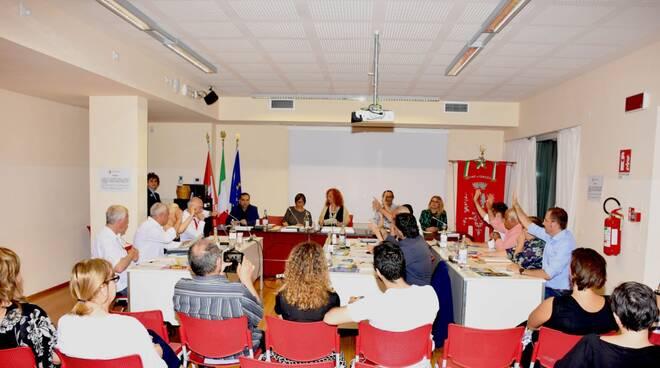 conselice  - consiglio comunale 2019
