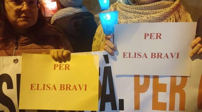 Femminicidio Elisa Bravi: partecipato il sit in davanti alla Casa Circondariale di Ravenna