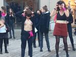 flashmob un violador en tu camino