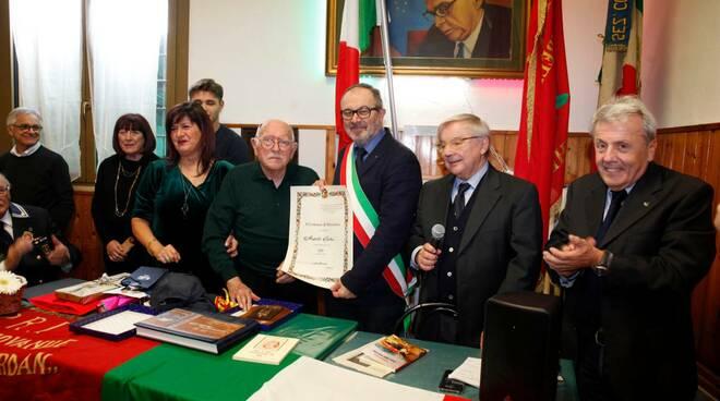 San Michele_Archildo Babini cerimonia