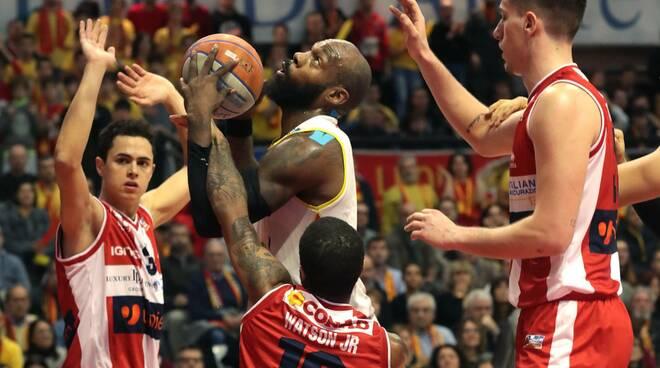 OraSì Basket_Ravenna