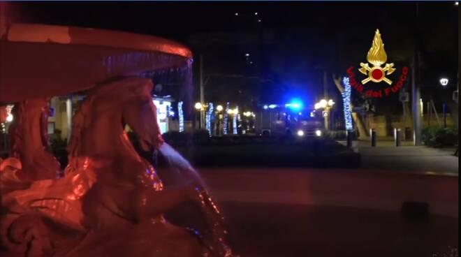 Gli auguri del dei Vigili del Fuoco di Rimini: GUARDA IL VIDEO!