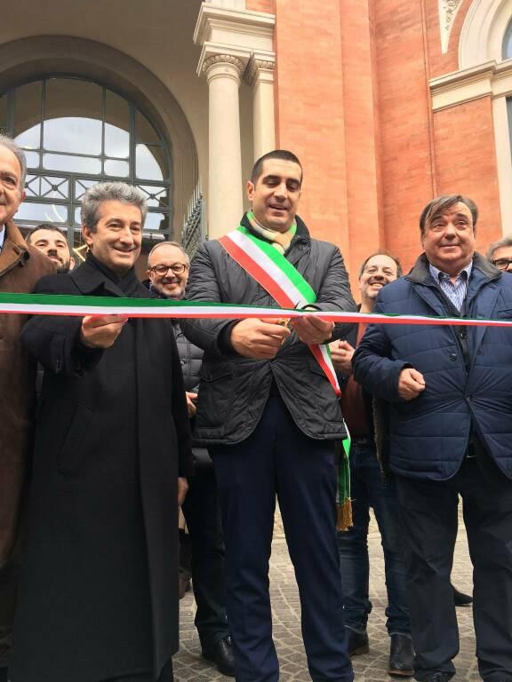 inaugurazione mercato coperto 5 dicembre 2019