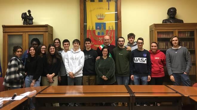 L'Amministrazione Comunale di Riolo Terme ha incontrato i neodiciottenni