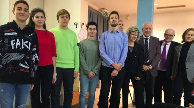 "liceo scientifico ""A. Oriani"" di Ravenna"