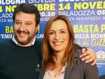 Lucia Borgonzoni Matteo Salvini