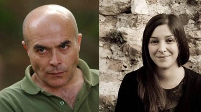Luigi Dadina e Laura Redaelli
