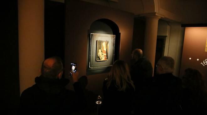 Madonna del Patrocinio Durer