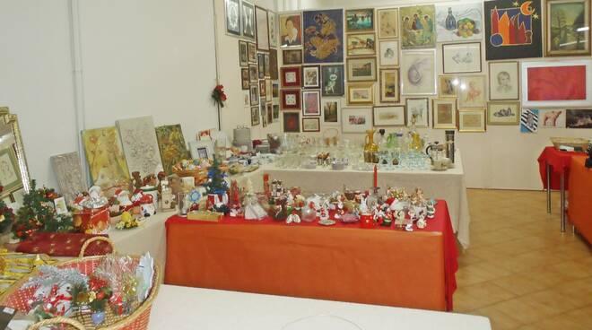 Mercatino di Natale dell'Enpa a Faenza