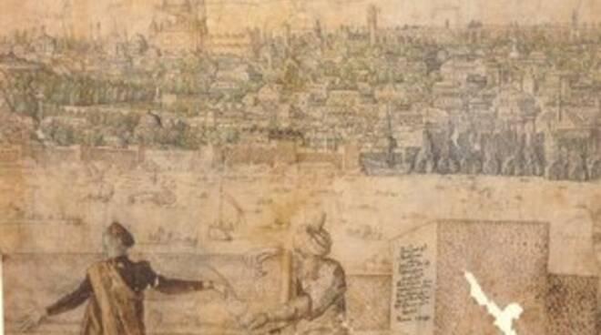 panorama di istanbul di lorichs