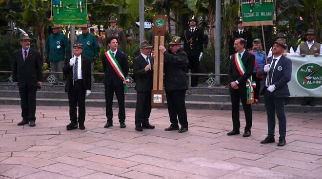 """passaggio della stecca"""" tra il Comune di Milano e il Comune di Rimini"""