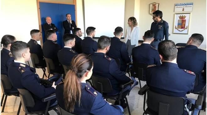 Questura di Ravenna: dodici nuovi agenti della Polizia di Stato hanno preso servizio