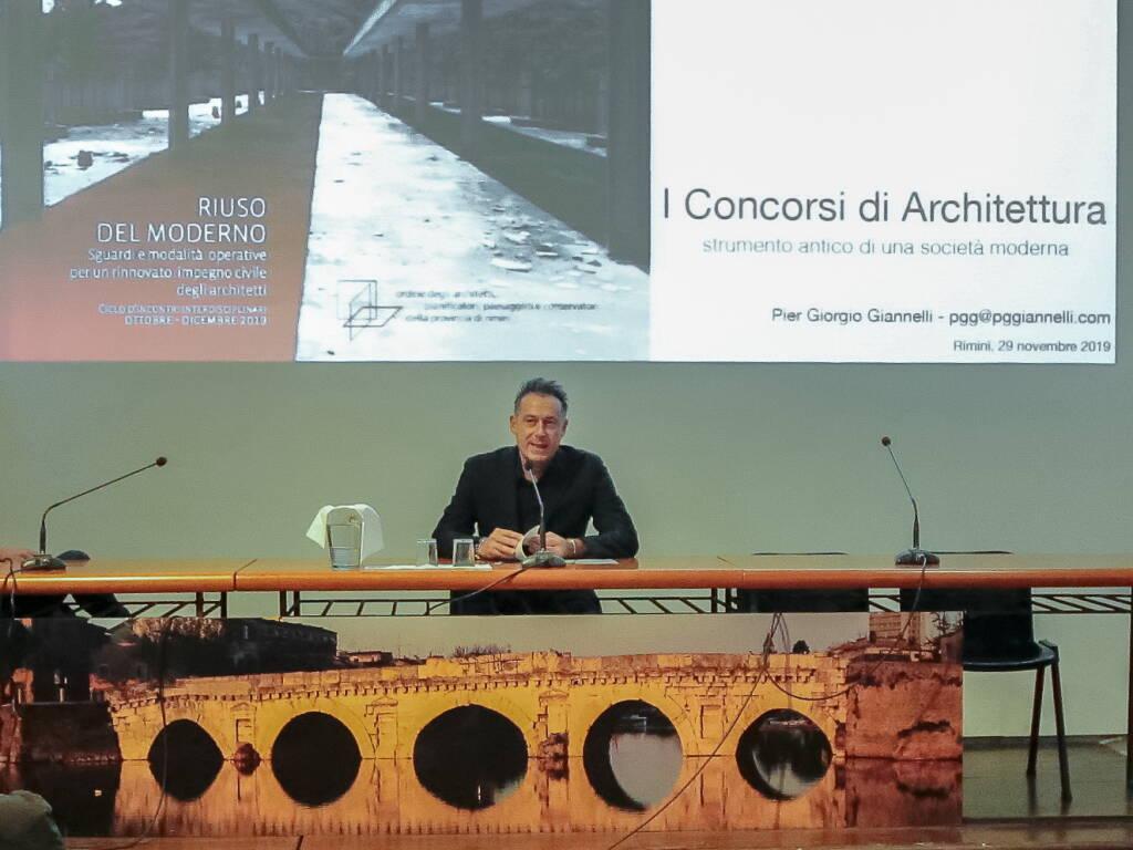 Roberto Ricci Ordine Architetti