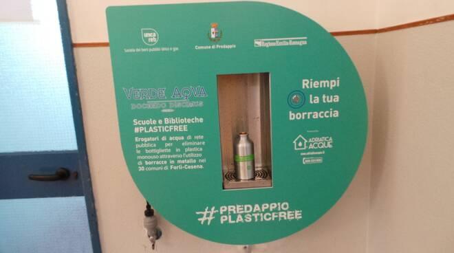 Scuole plastic free