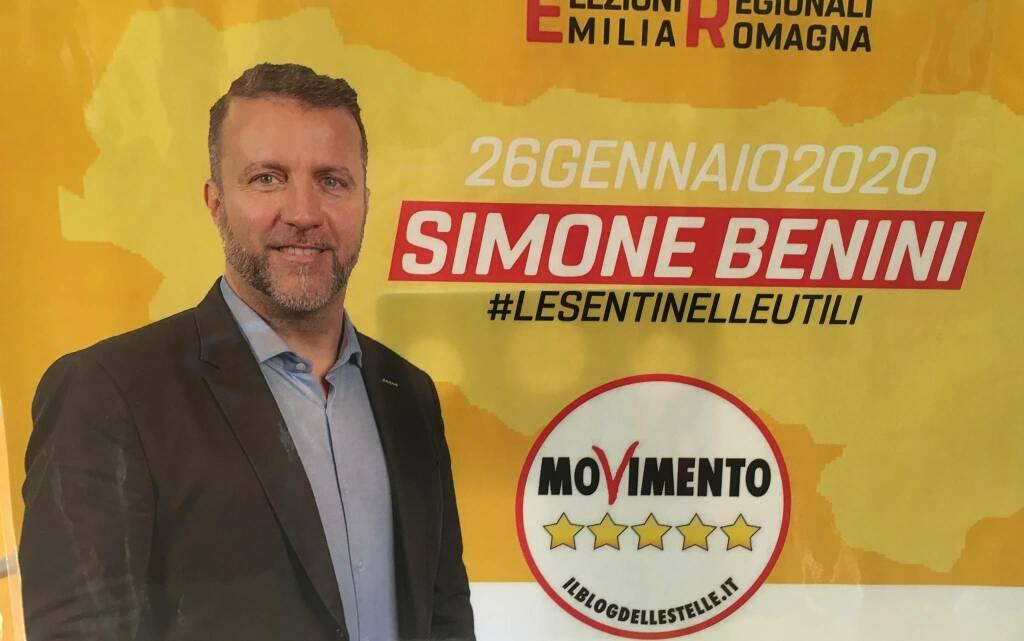 Simone Benini M5S