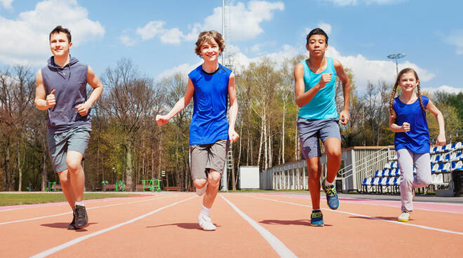 sport bambini ragazzi
