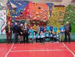 squadra di arrampicata della Carchidio Strocchi