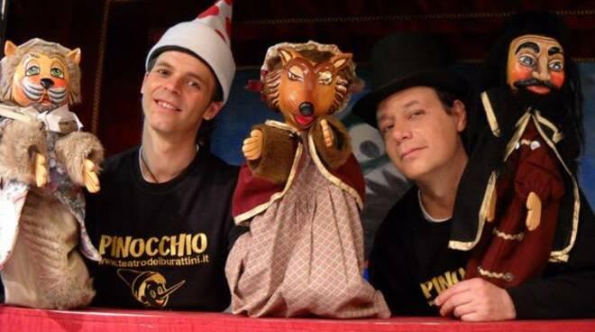 A Forlì e Cesena week end con Pinocchio, un burattino contro il bullismo