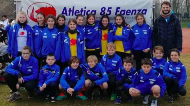 Atletica 85 Faenza BCC