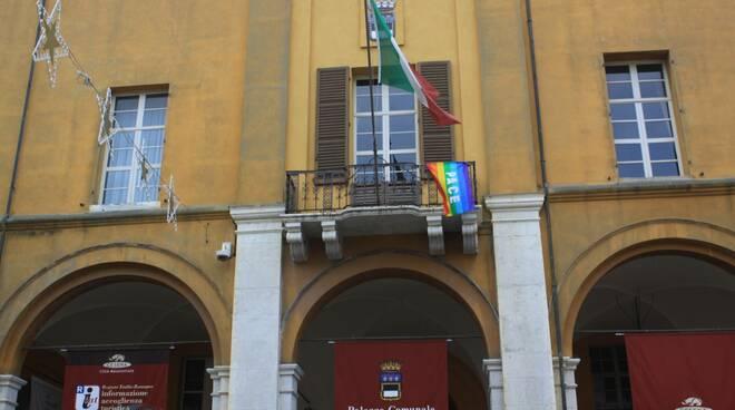bandiera della pace-Cesena