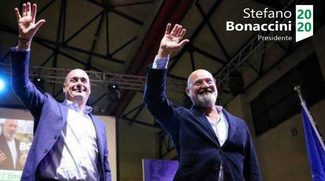 Bonaccini Zingaretti