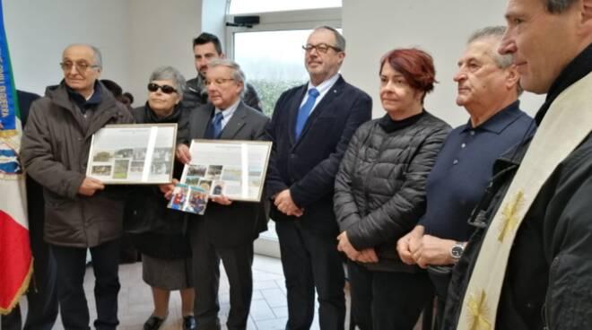 cerimonia per Antonio Zannoni