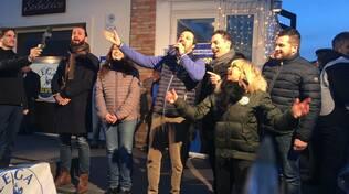 Cervia, domenica 19 gennaio, comizio di Matteo Salvini presso la Torre San Michele