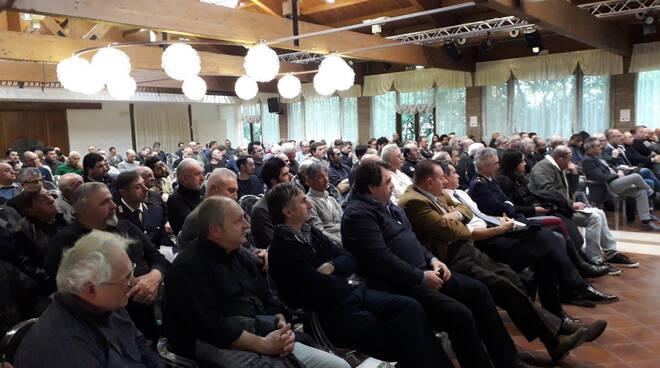 """convegno su """"Macchine agricole & Previsioni economiche annata agraria 2020"""""""