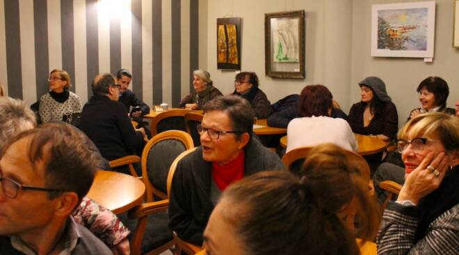 """dal titolo """"Molinella Café"""