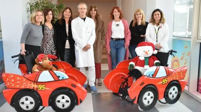 Donazione Pediatria-Forlì