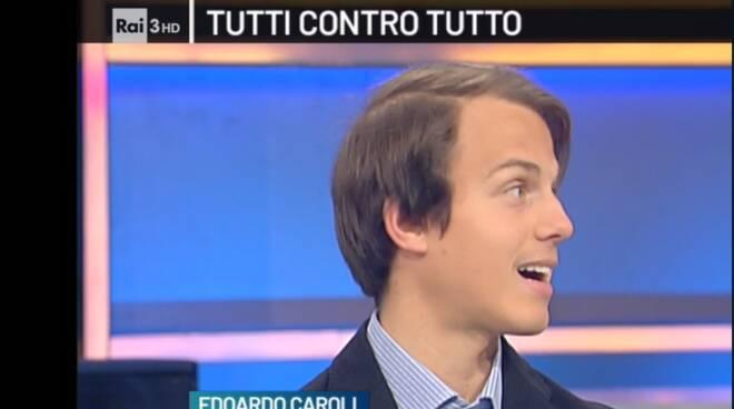 Edoardo Caroli SU rai3
