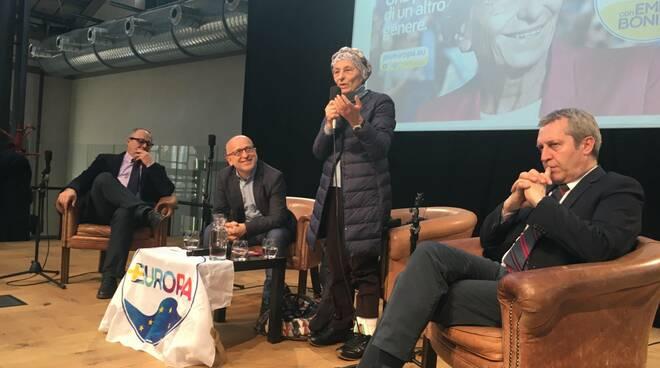 Emma Bonino a Ravenna chiude campagna elettorale di +Europa-Psi-Pri