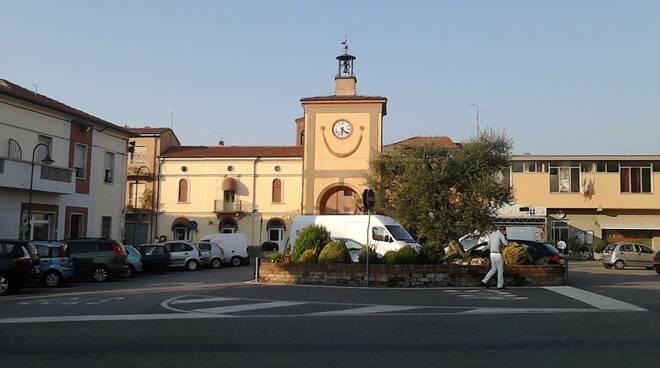 Sant'Agata sul Santerno piazza