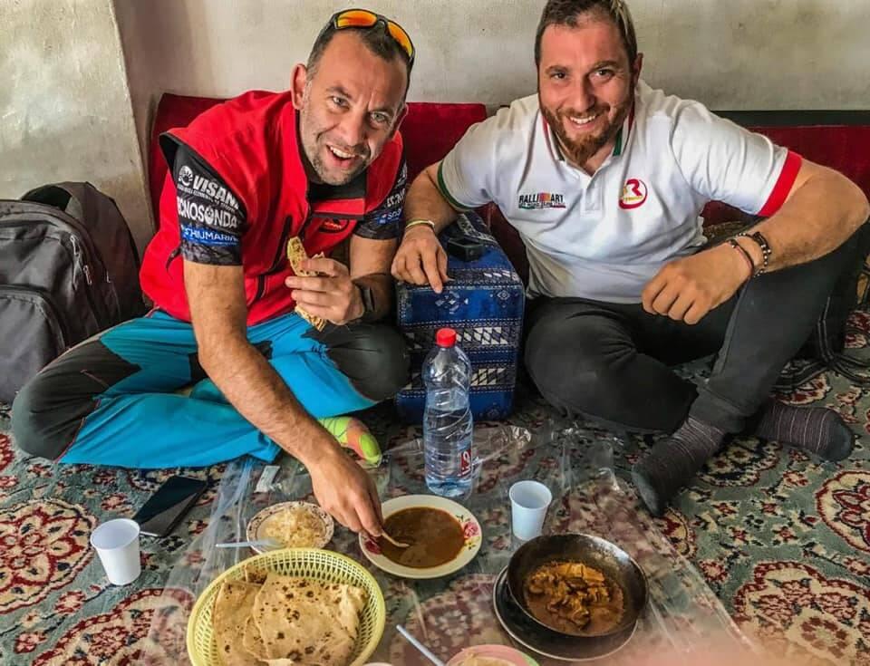 Schiumarini Gaspari Dakar 2020