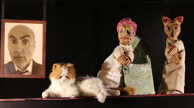i burattini tornano a Cervia con 'Nonna e Volpe. Una casa per due'