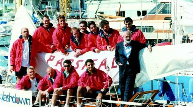 I ragazzi del Parsifal, foto da giornaledellavela.com