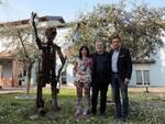 in mostra a Massa Lombarda le opere dello scultore libico Ali WakWak