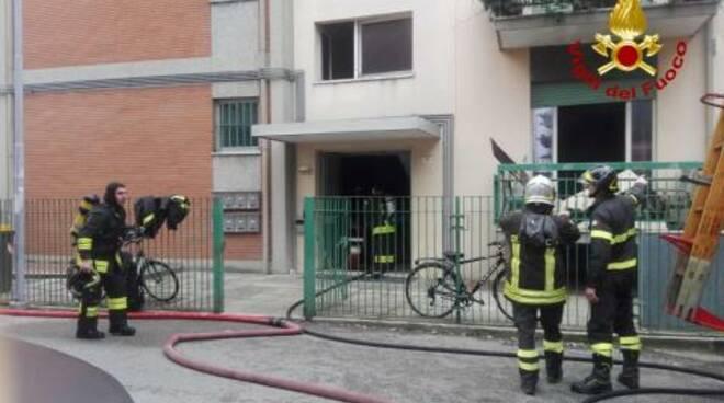 incendio Rimini