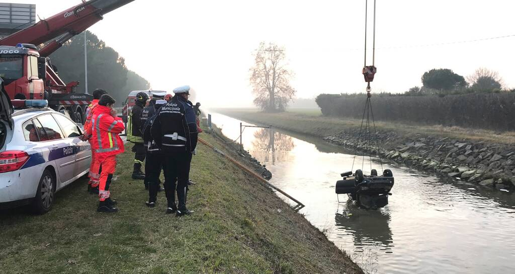 Incidente mortale a Milano Marittima: 17enne finisce nel canale