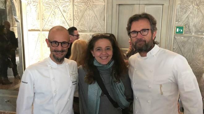 La chef cervese Debora Fantini è in giuria alla competizione mondiale di cucina Bocuse D'Or