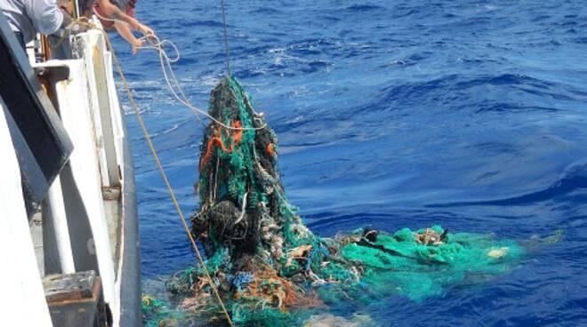 mare plastiche inquinamento