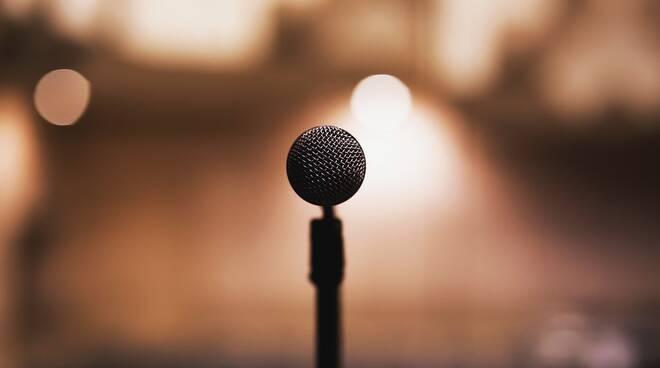 microfono canto