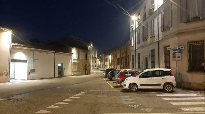 Migliora l'illuminazione pubblica a Bagnacavallo: 80 i nuovi punti luce del centro storico