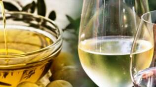 olio vino