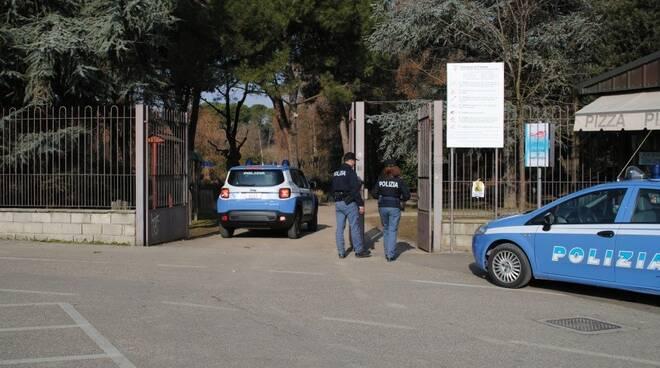 polizia parco mita faenza