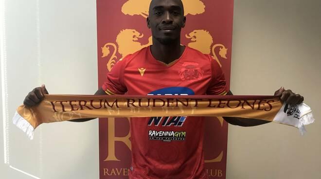 Ravenna FC: arriva Benjamin Tende Mokulu