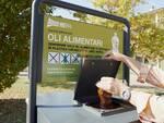 Ravenna raccolta dell'olio alimentare colonnine stradali hera