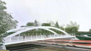 rendering ponte Teodorico