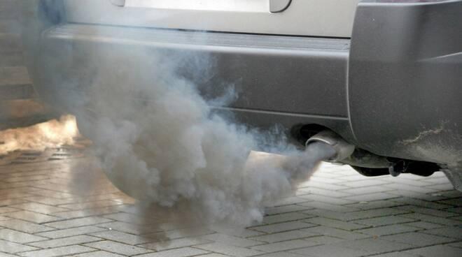smog aria inquinamento