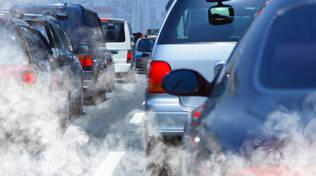 smog auto traffico aria